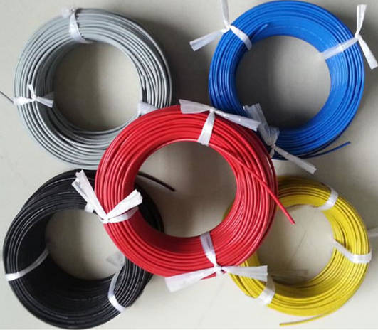 High Temperature Appliance Wire Applications - Viola's Website on